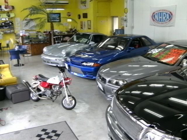 Ride Over Showroom