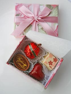 Box of Chocolates from Fashion Candy