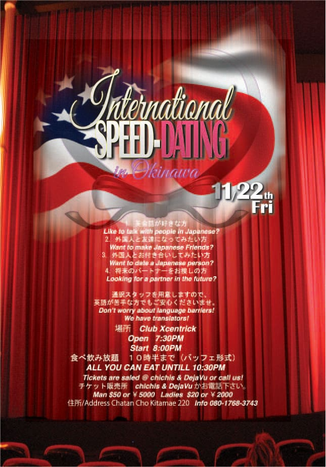 International Speed Dating