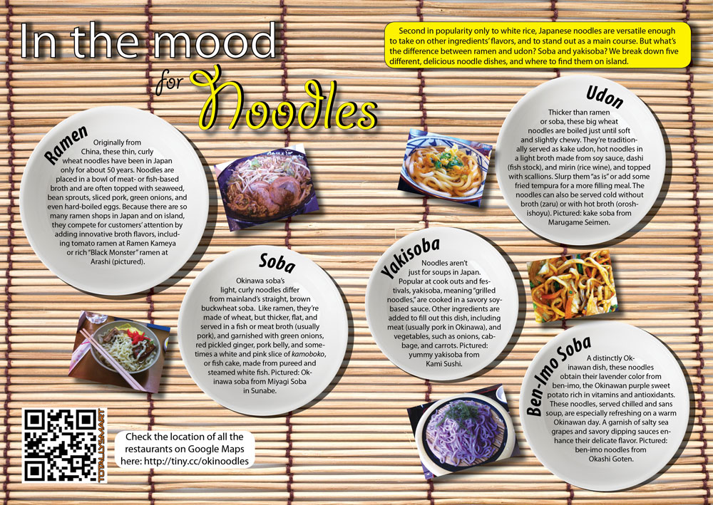 In The Mood for Noodles
