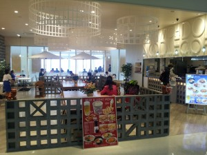 Restaurant in Naha International Terminal