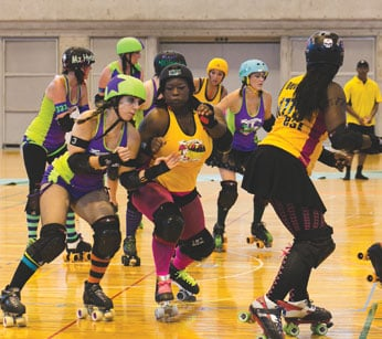 Devil Dog Derby Dames Photo