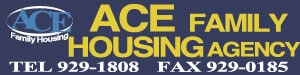 ACE Family Housing Logo