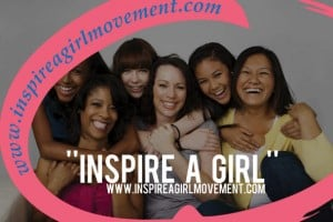 Inspire A Girl Graphic