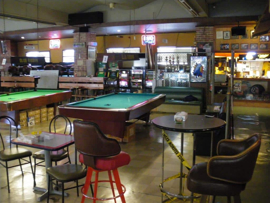 Billiards Tables and Games Machines at Blue Ribbon