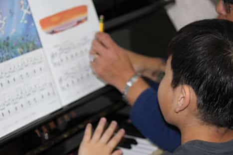 Piano Lessons in Okinawa
