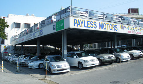 Payless Motors Cars for Sale in Okinawa