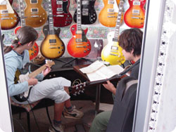 Okinawa Guitar Lessons at Sunset Music School