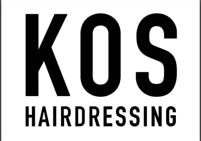 KOS Hairdressing Logo