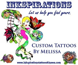 Inkspirations Tattoo Logo