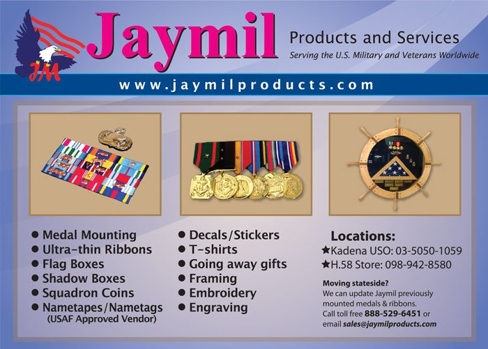Jaymil Advert