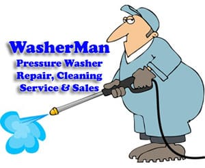 Washer Man Pressure Washer Sales & Repair