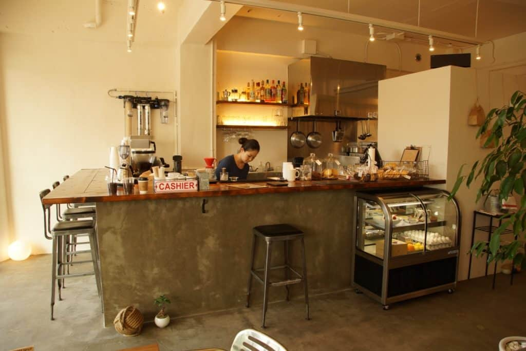 Kramp Coffee Bar and Counter