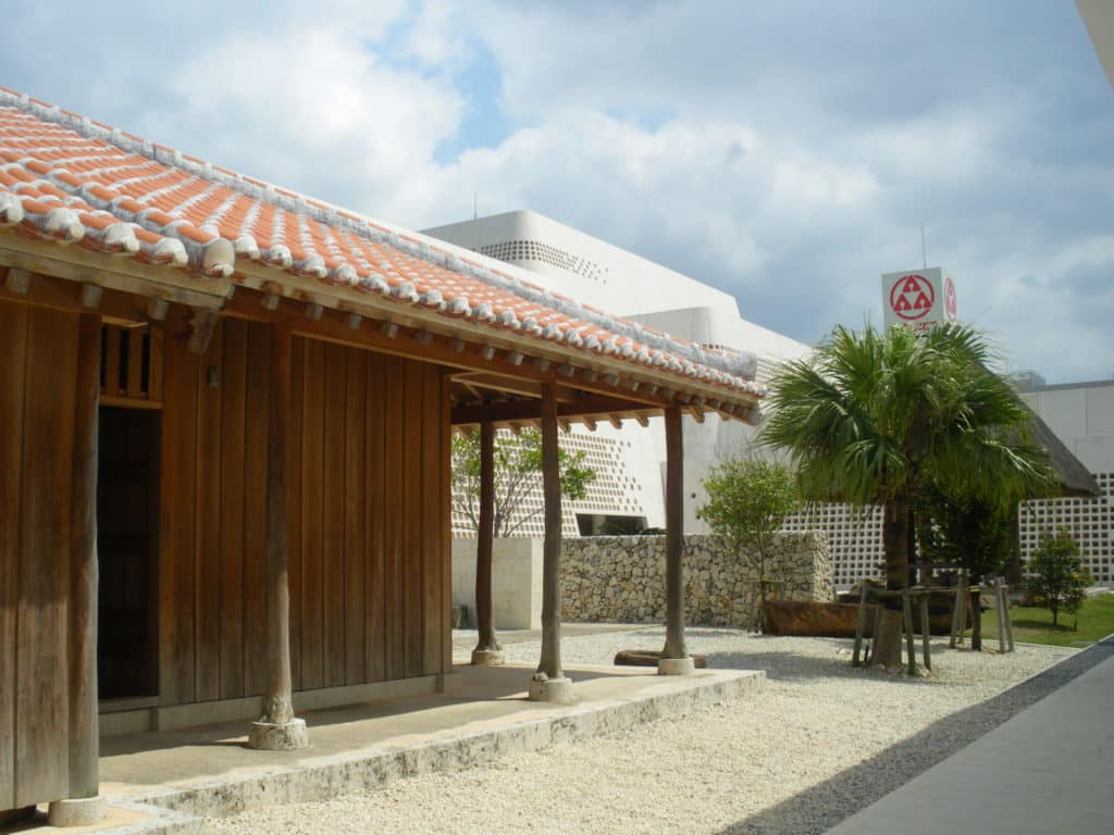 Okinawa Museum Outside