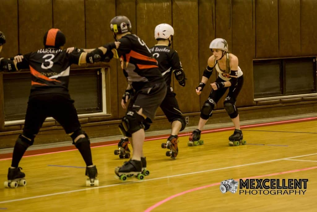 Devil Dog Derby Dames Bout Photo