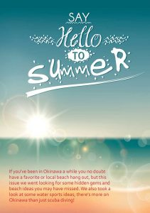 Say Hello to Summer Cover Page