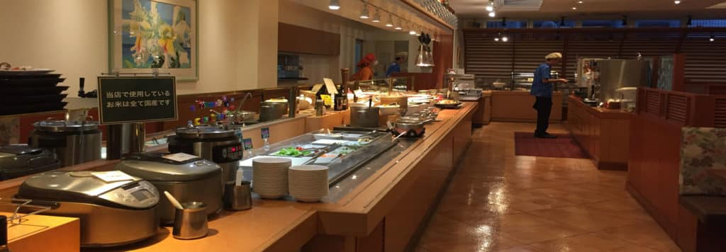 Jimmy's Bakery & Restaurant Buffet
