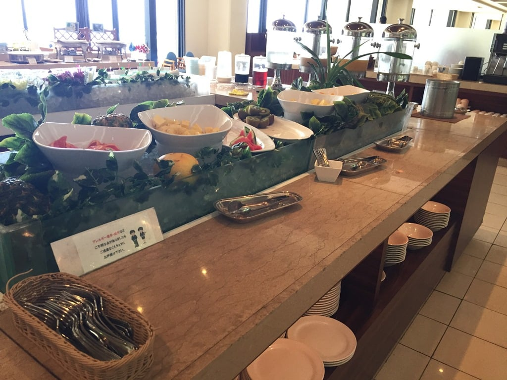 Corallo: Best buffet on island?