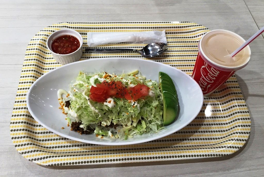 Kijimuna Taco Rice Set