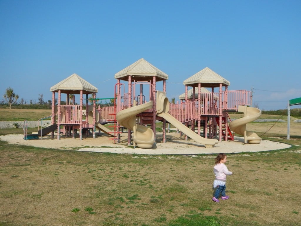 Children's Playground at AJ Resort