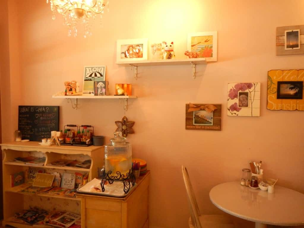 Hale Noa Cafe Interior