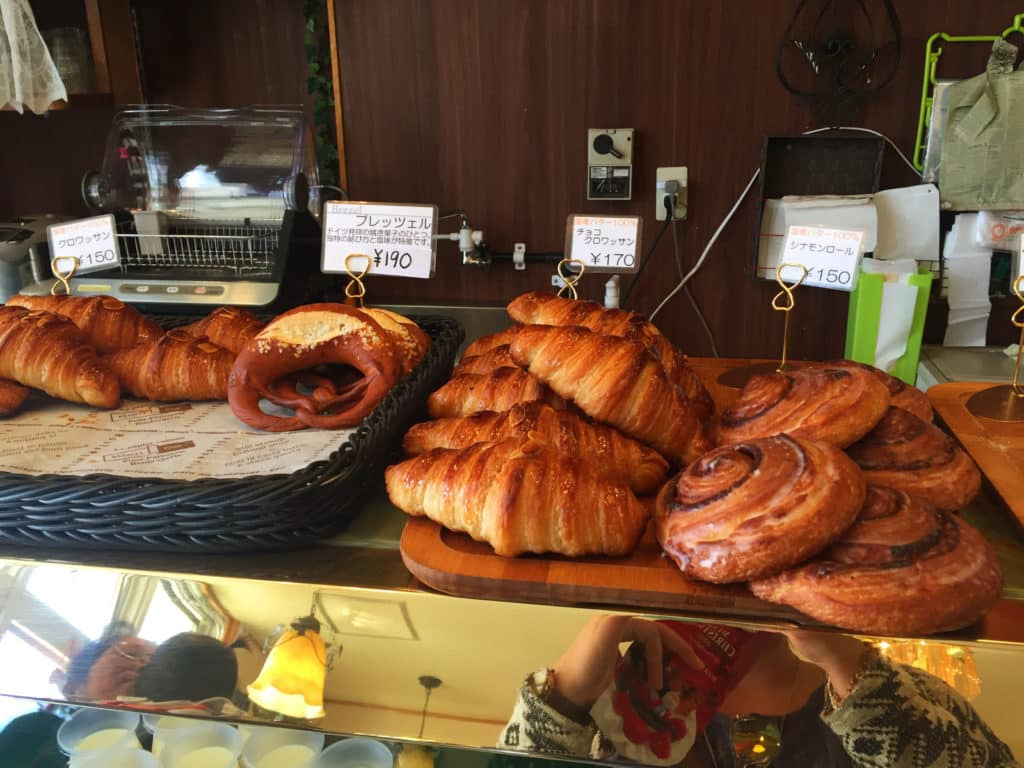 Freshly Baked Pastries