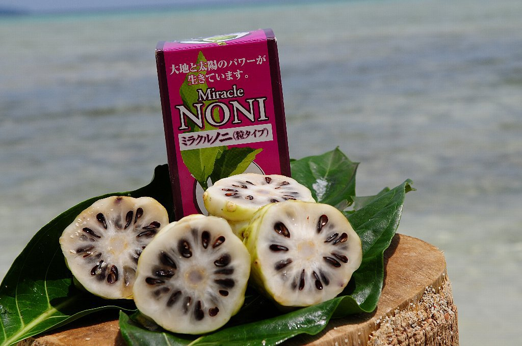 Miracle Noni Juice