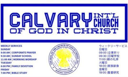 Calvary International Church of God in Christ