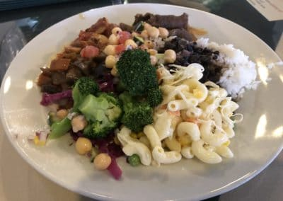 Bovino's All You Can Eat Meat & Salad
