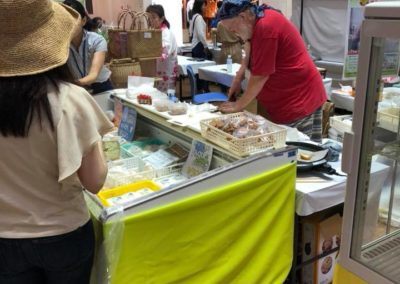 John the Cheese guy at Okinawa Rycom Mall