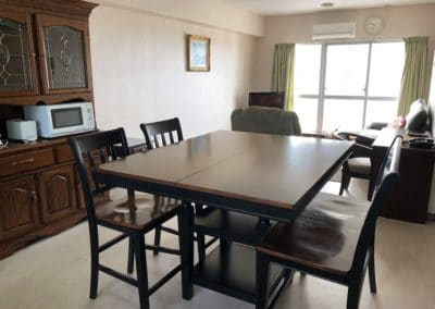 Eagle Lodge Dining Room