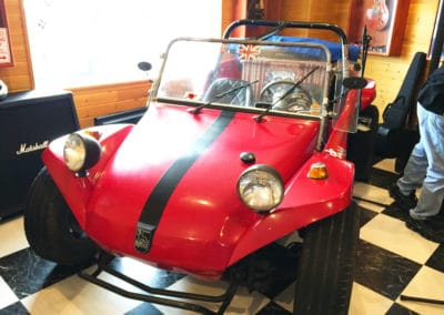 Beach Buggy at Ken's