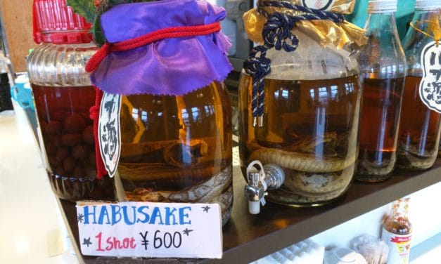 Souvenirs in Okinawa – Taking back home a piece of the Ryukyus