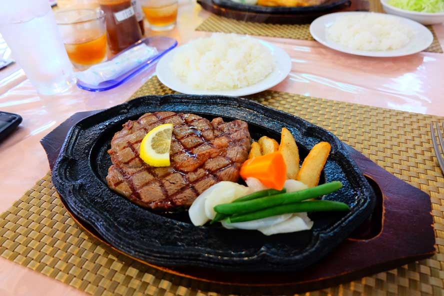 Ishigaki Steak