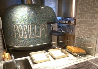 Posillipo Pizza Oven