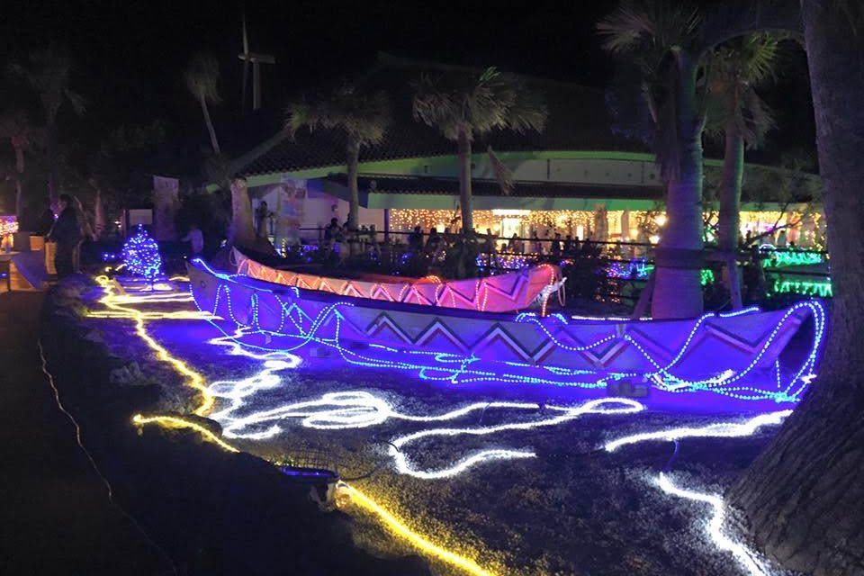 Okinawa Winter Illuminations 2018