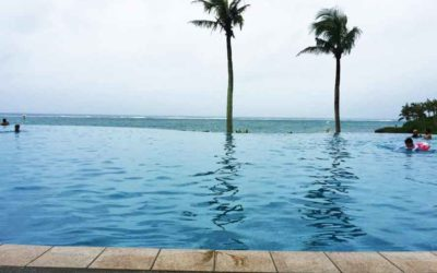 Pool & Lunch: 2,200 Yen Ticket at Moon Beach Hotel