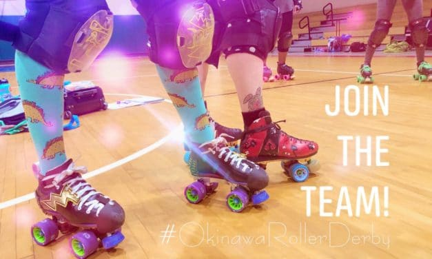 Ready to try something new? Try Roller Derby!