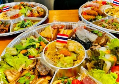 Thai Food Selection