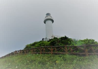 Uganzaki lighthouse