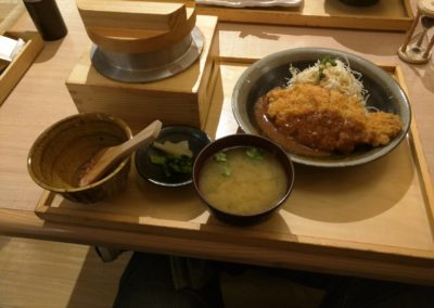 Rice and Curry Set